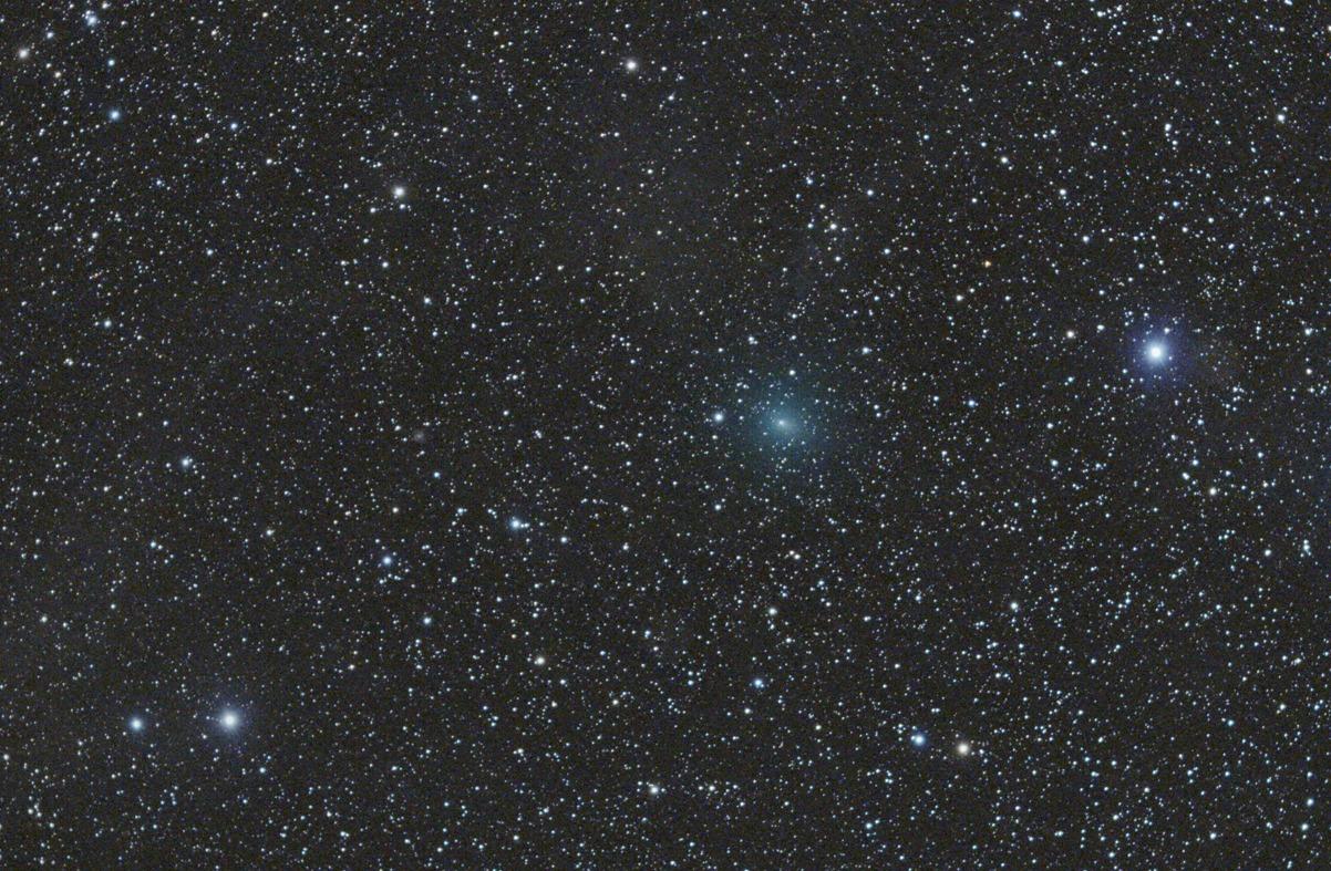 kometa 103P 10.9.2010