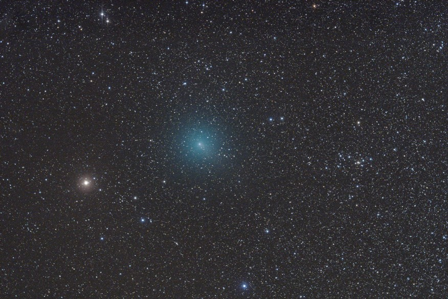 kometa 103P/Hartley 10.10.2010