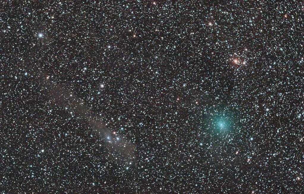 kometa 103P/Hartley 20.9.2010