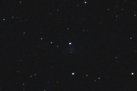 Kometa 154P/Brewington 30.12.2013, foto: MaG