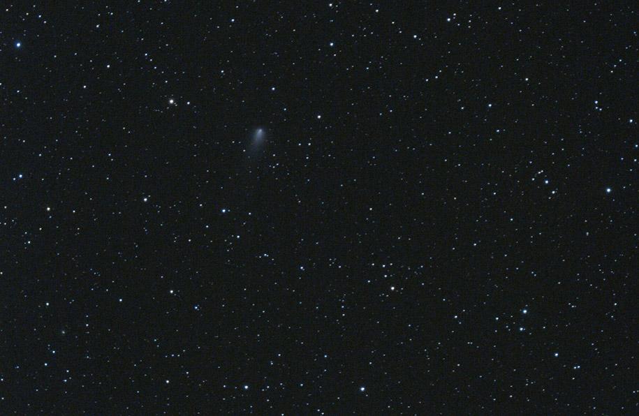 Kometa 168P/Hergenrother 19.10.2012 22 SELČ