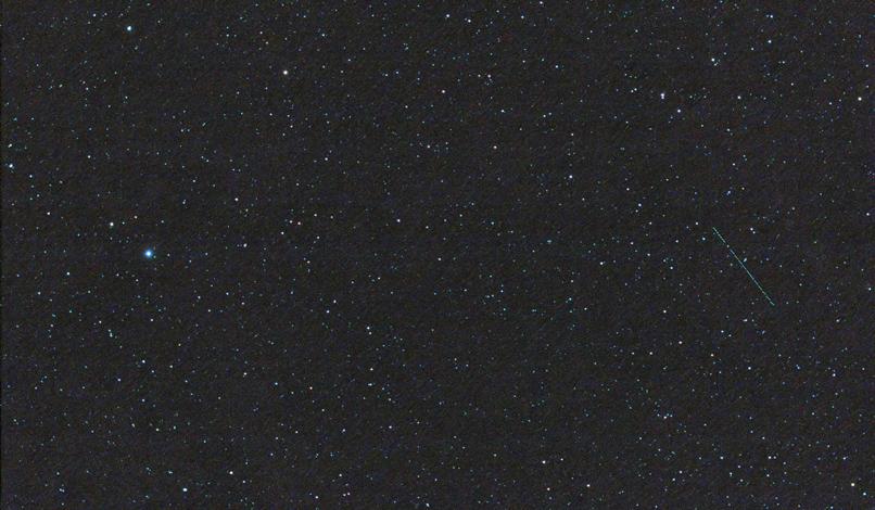 planetka 2003 UV11 29.10.2010