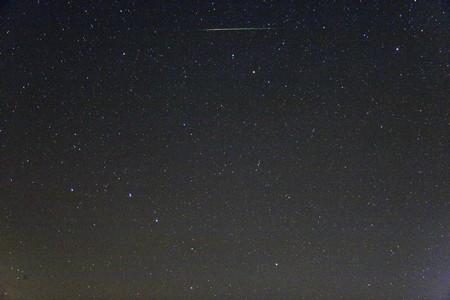 Velký a Malý vůz a meteor