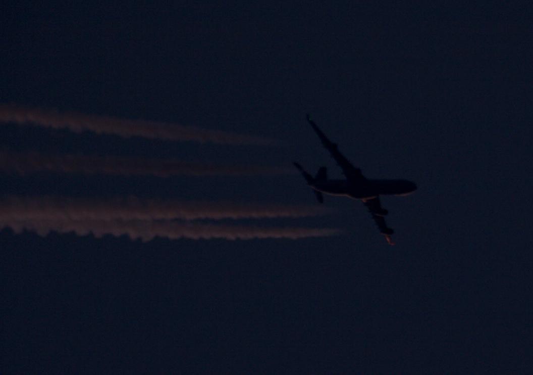 letadlo dobsonem