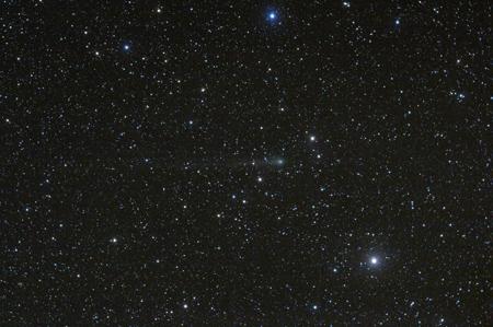 Kometa Lemmon 6.7.2013