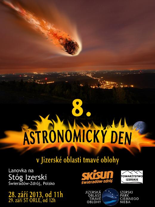 Astronomické dny na Stogu a Orle 2013
