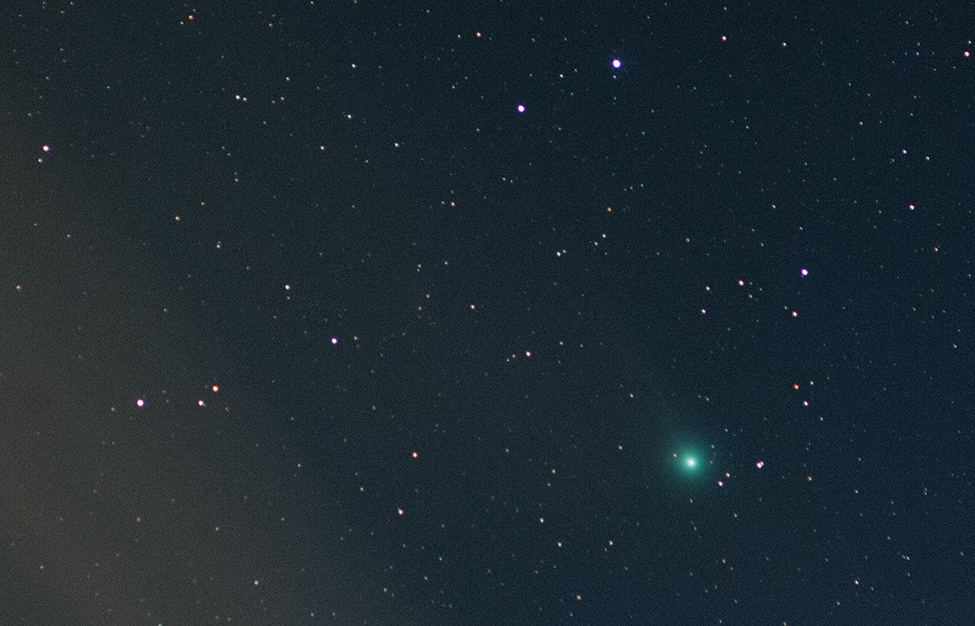 Kometa Q2 Lovejoy 11. 1. 2015