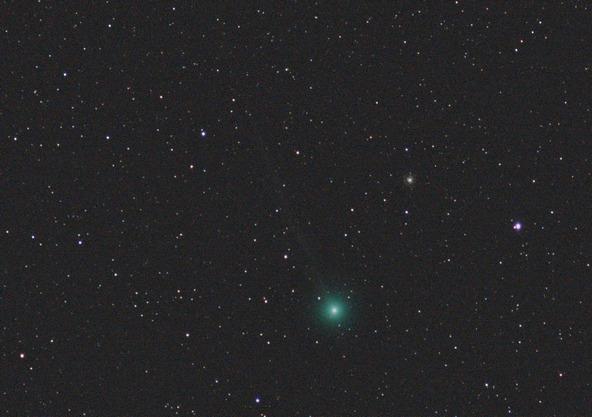 Kometa C/2014 Q2 (Lovejoy) 28.12.2014