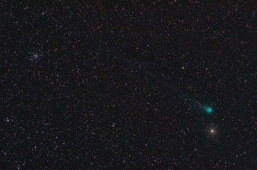 Kometa Q2 Lovejoy 5.2.2015