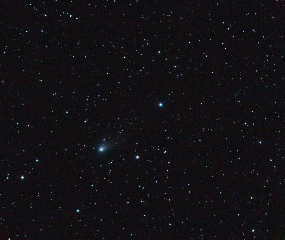 kometa C/2014 S2 (PanSTARRS) 30. 12. 2015