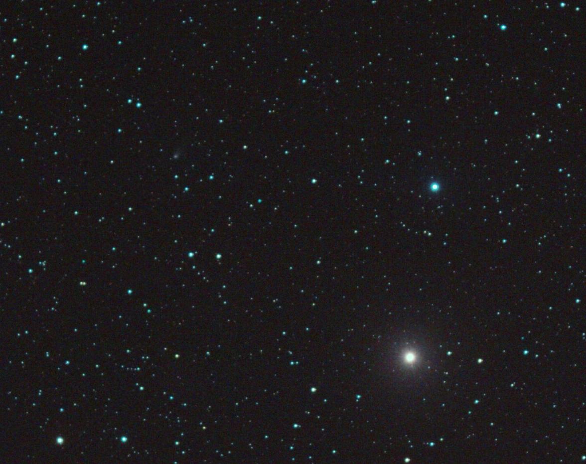kometa C/2014 W2 (PanSTARRS) 30. 12. 2015