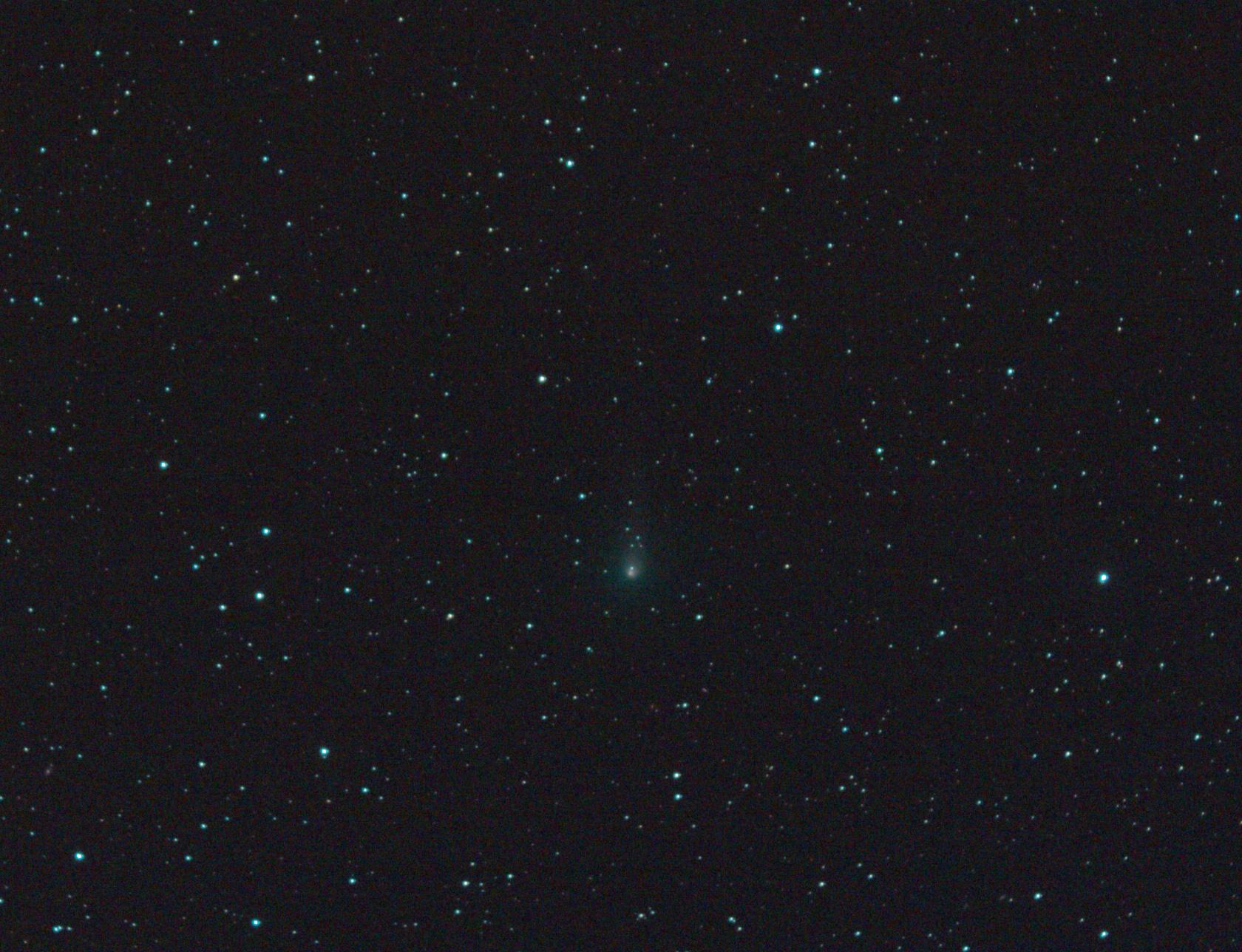 kometa C/2014 X1 (PanSTARRS) 30. 12. 2015