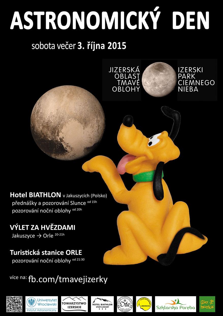 Astronomický den Orle 3.10.2015