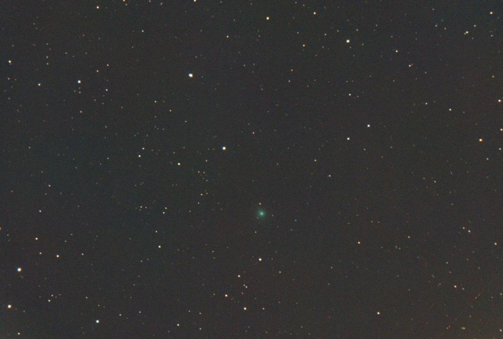 Kometa C/2019 Y1 (ATLAS) 14.3.2020