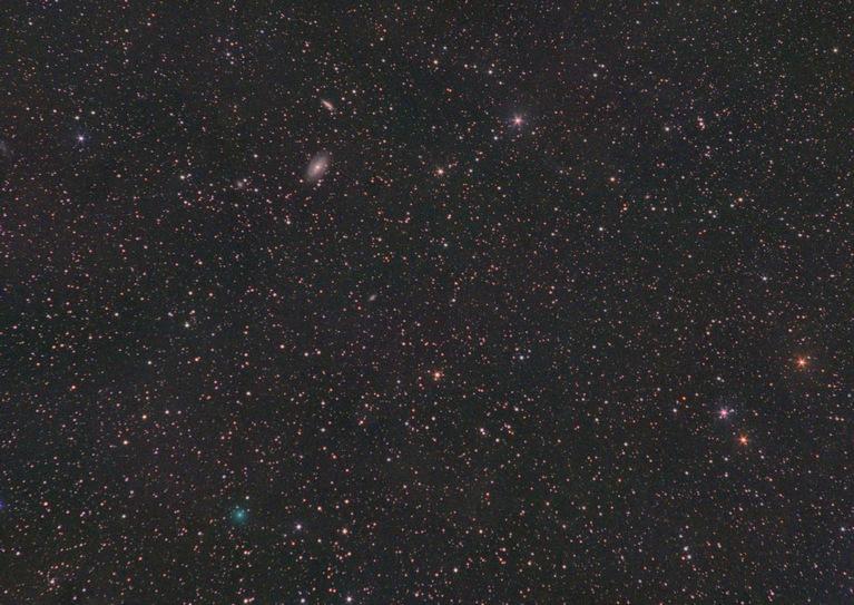 C/2019 Y4 (ATLAS) 135mm