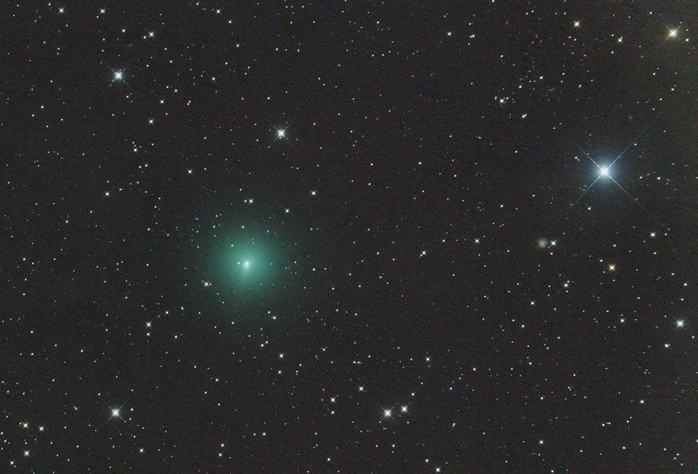 Kometa C/2019 Y4 (ATLAS) 14.3.2020