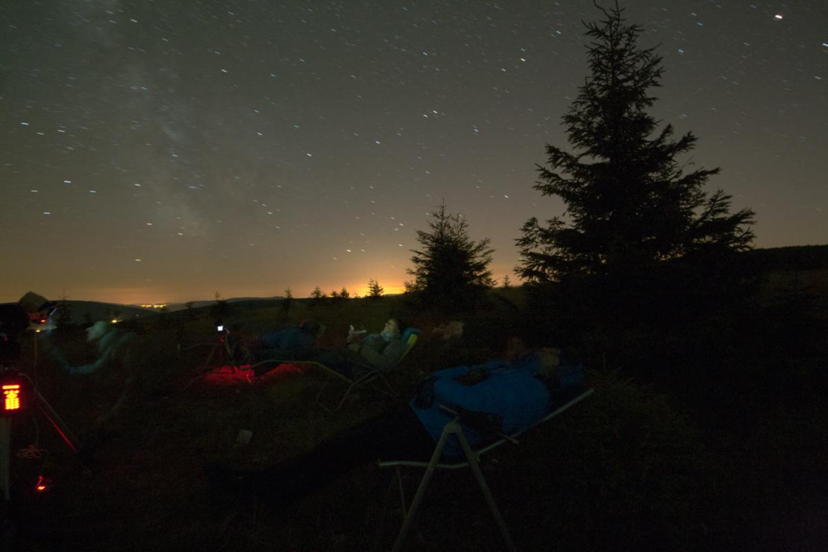 pozorovatele meteoru