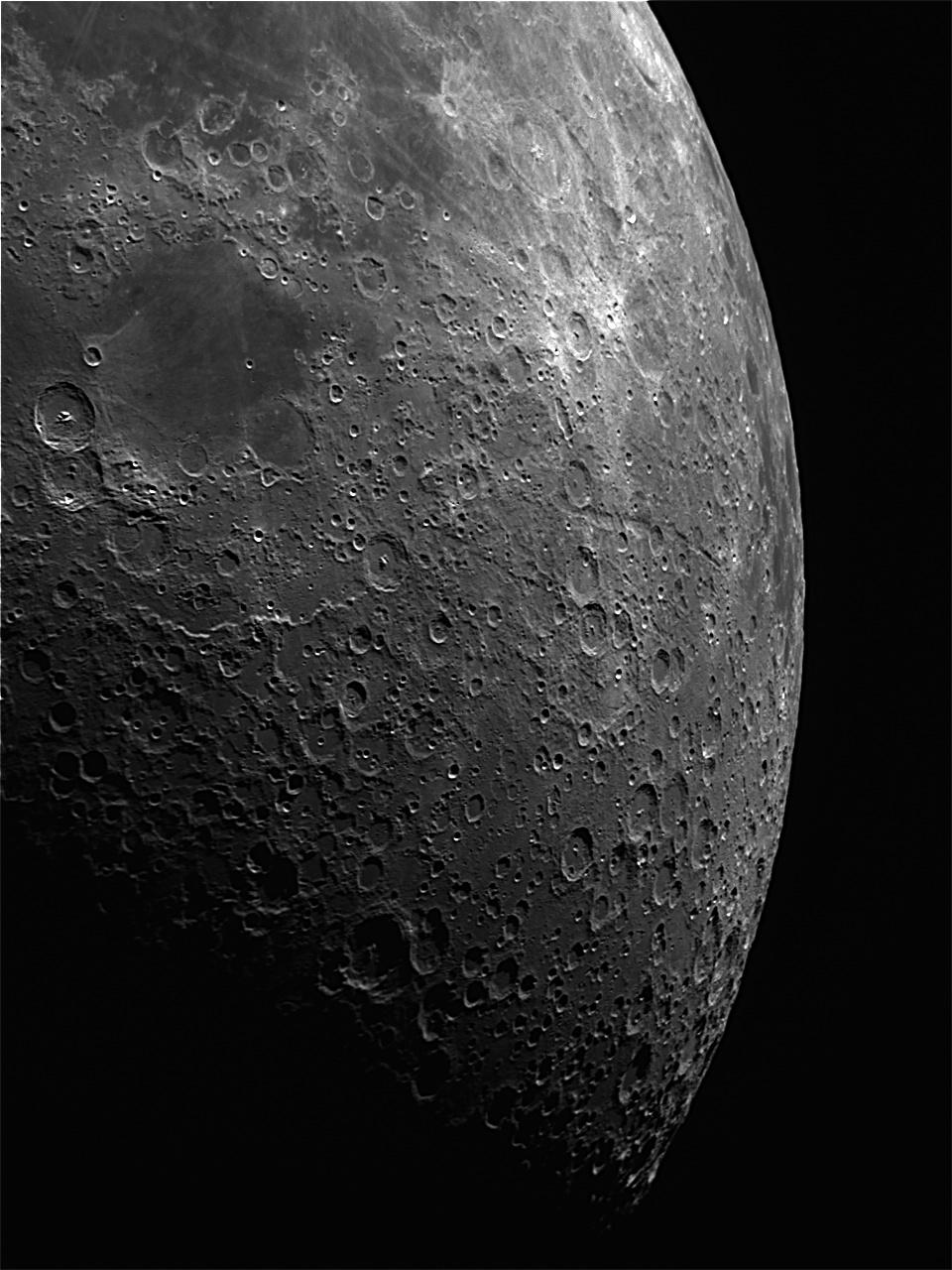 Měsíc, Jiří Kapras