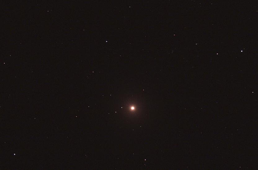 Mars a Neptun