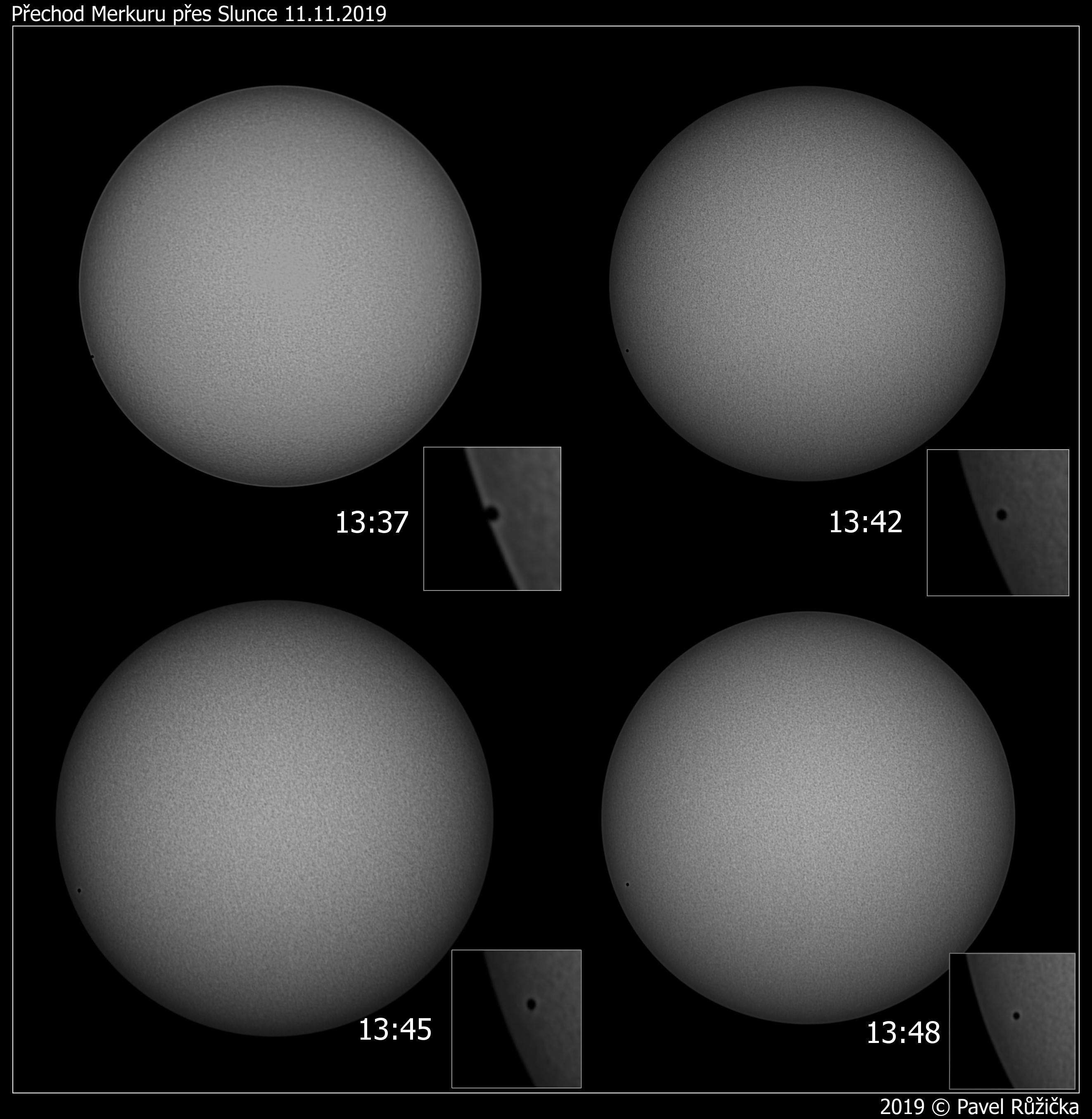Merkur na Slunci