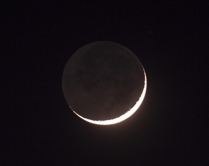 Měsíc popelavý