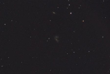 SN2020fqv v NGC4568, Siamských dvojčatech