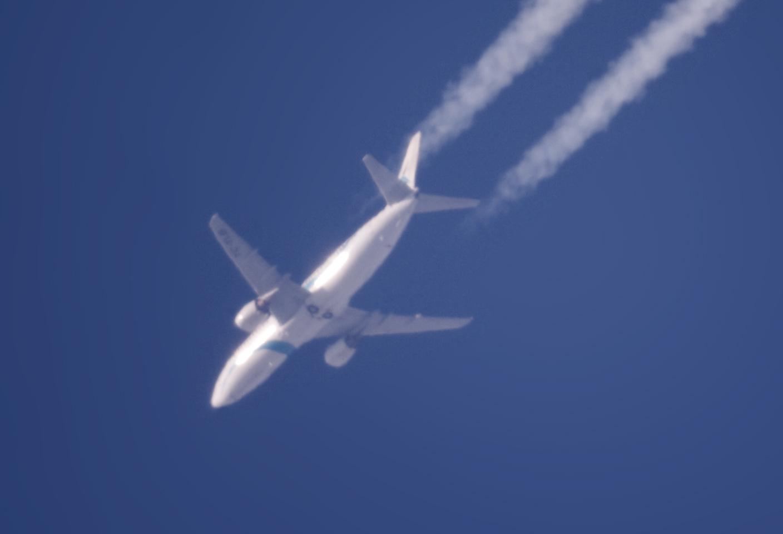 Boeing 737 společnosti Tailwind