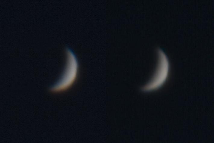 Venuše přes 11