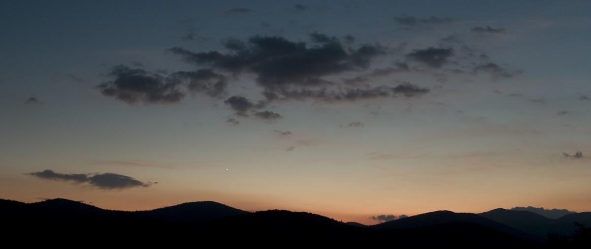 Venuše večer