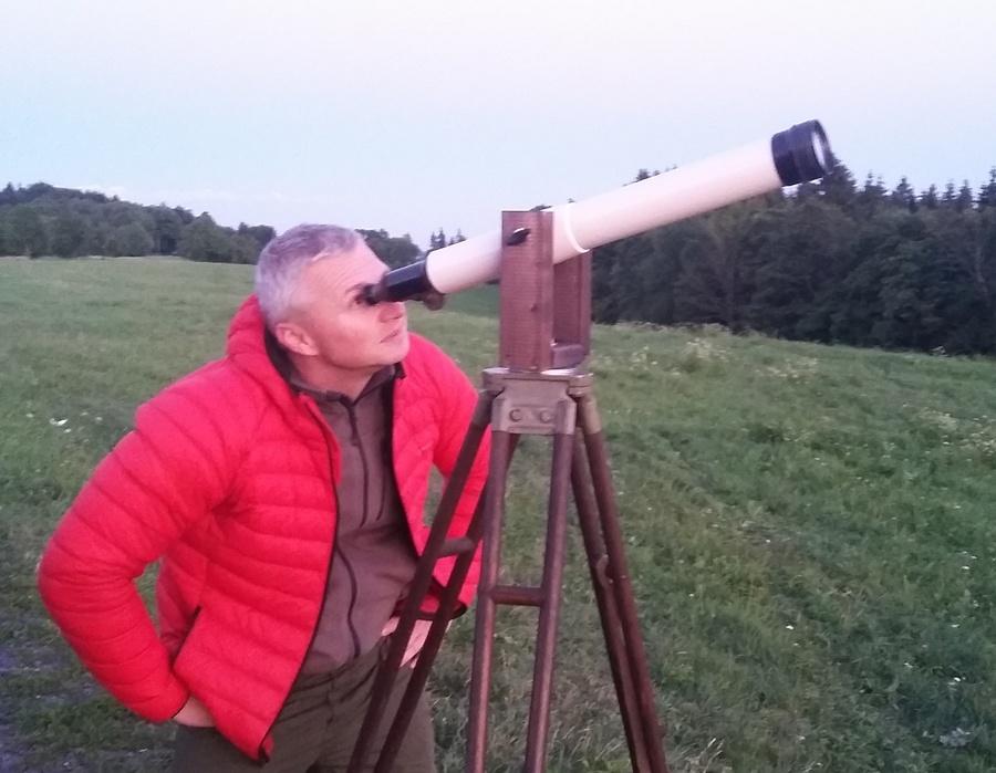 Starý dalekohled