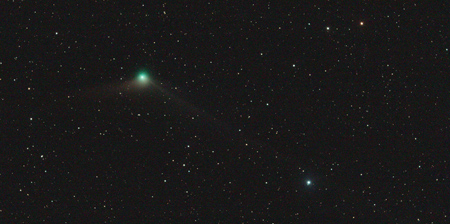 kometa Catalina 19.12.2015