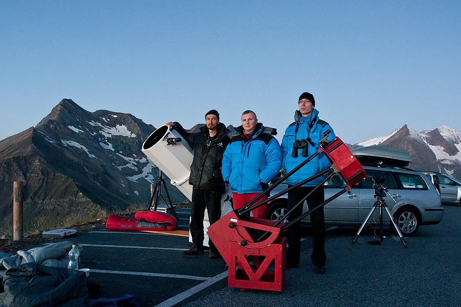 Aleš Vic a HoPi na Edelweisspitze.jpg