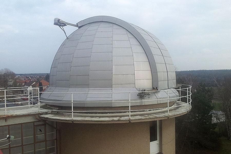 Hvězdárna Hradec Králové