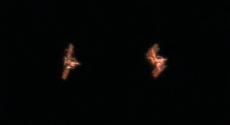 ISS 12. 6. 2015