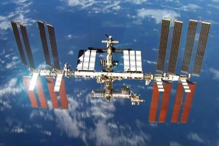 ISS, zdroj NASA
