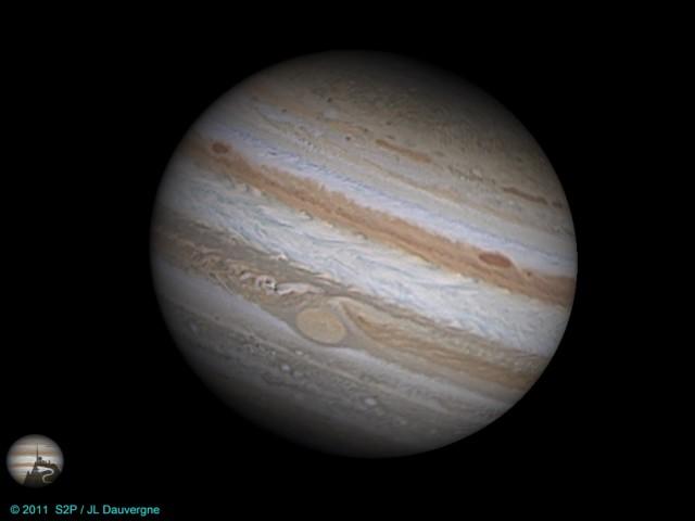 Jupiter z Pic du Midi
