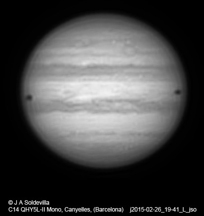 Jupiter Soldevilla Španělsko