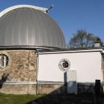 Kupole 60cm dalekohledu
