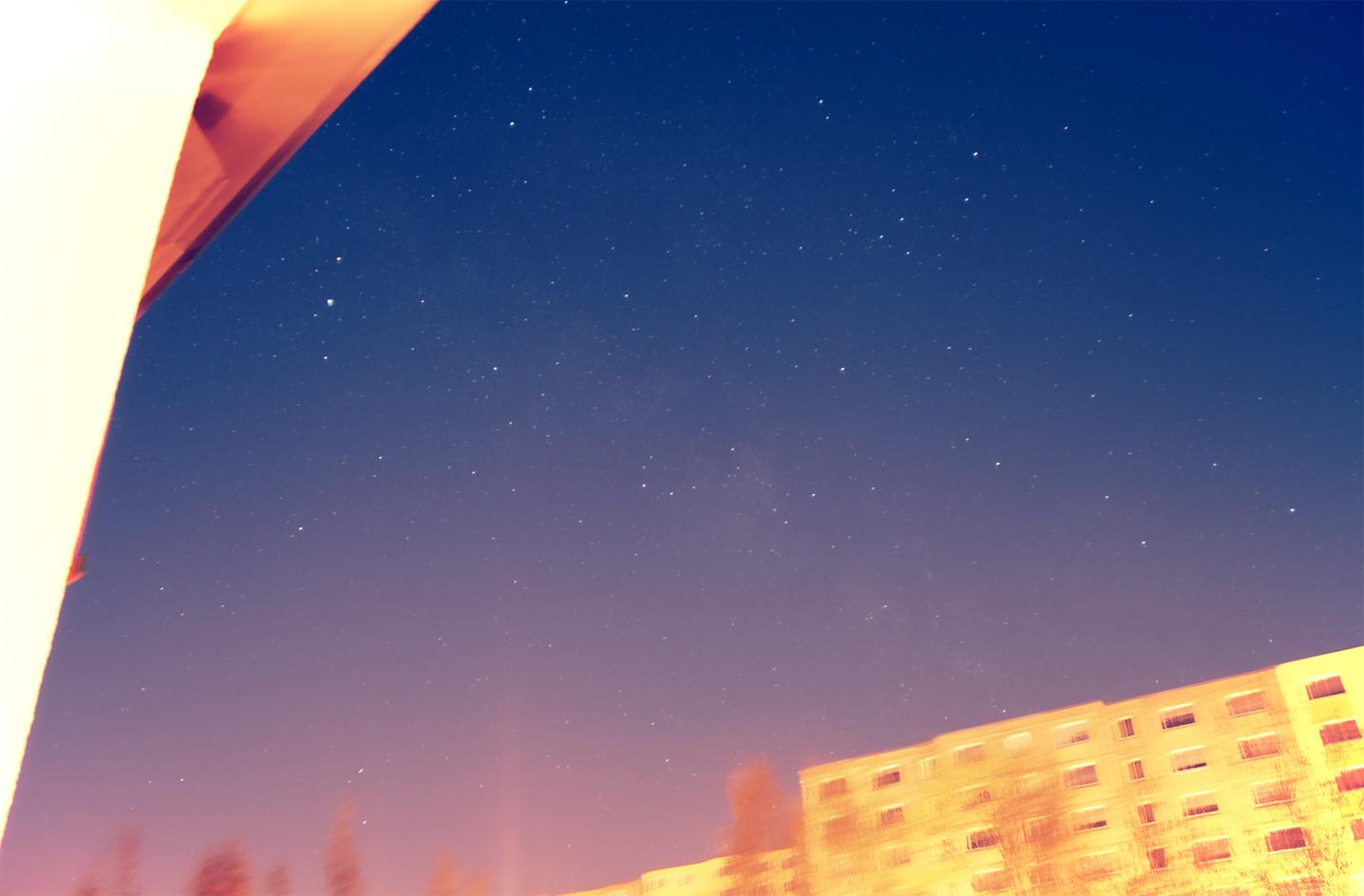Orel a Mléčná dráha v Liberci 17.4.2011, Martin Mašek