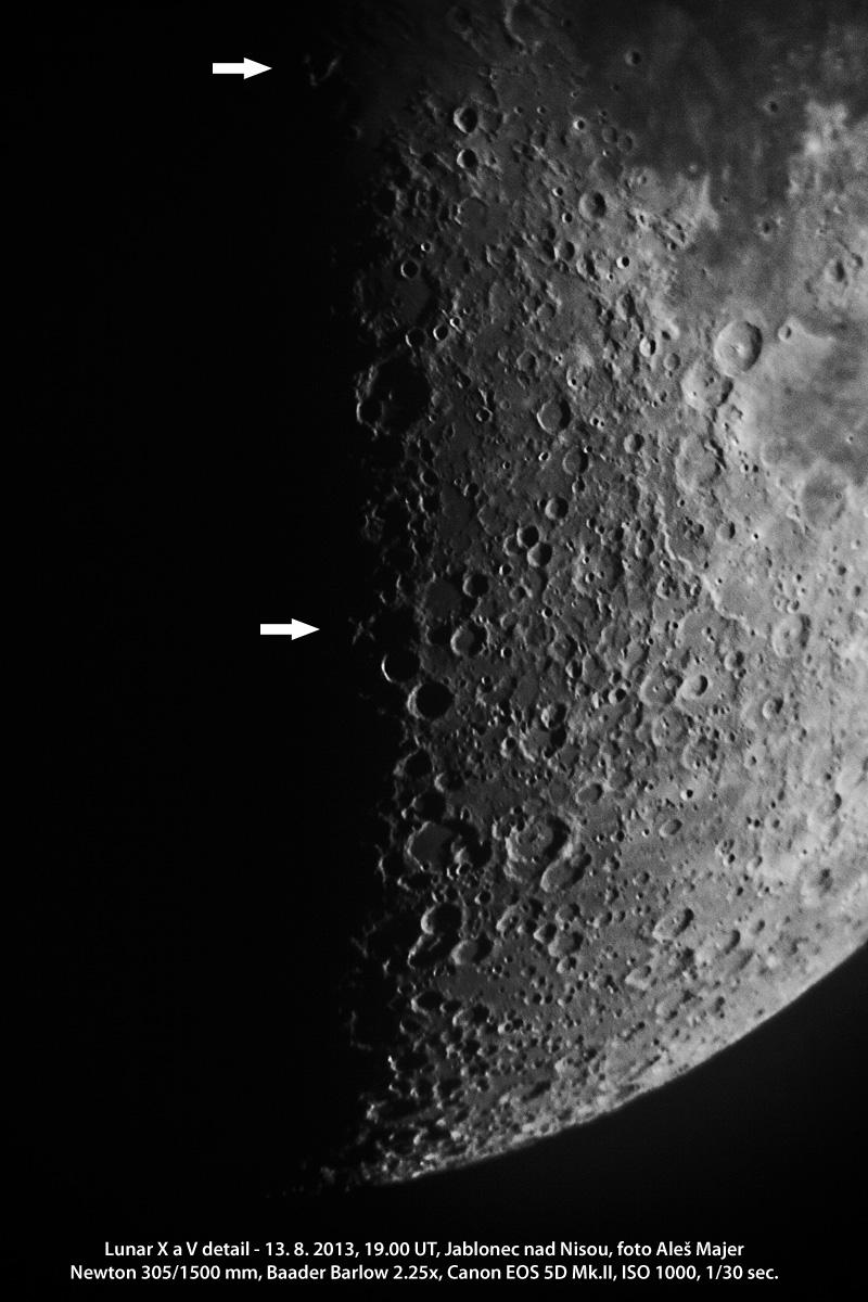 detail Lunar X, foto: Aleš Majer