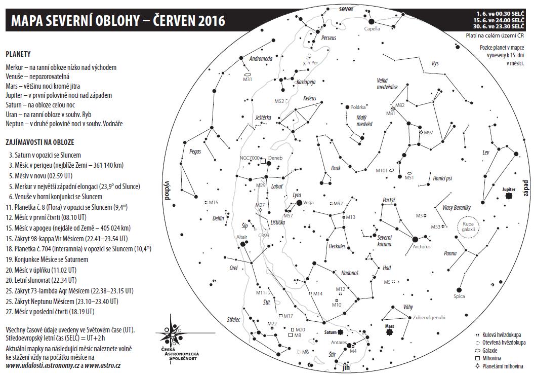Mapka červen 2016 Aleš Majer