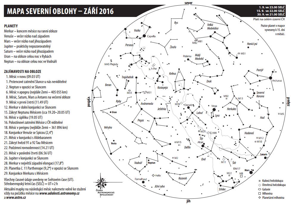 mapka na září 2016, Aleš Majer