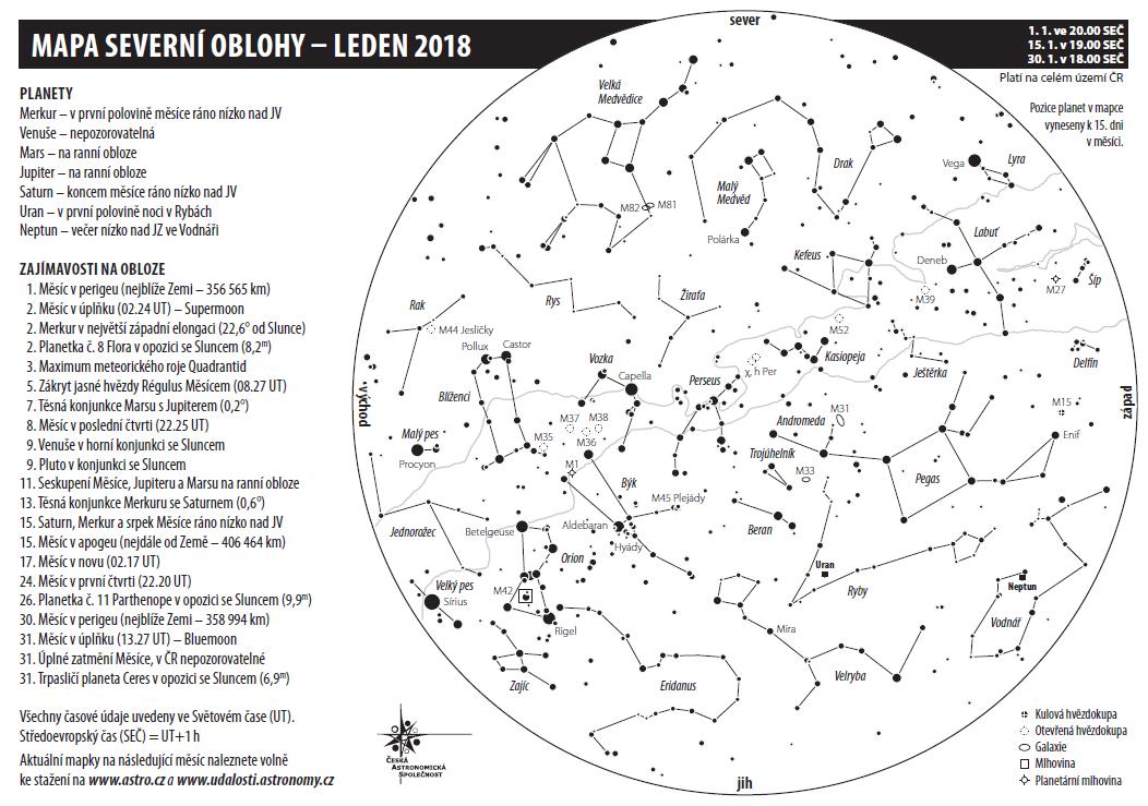mapka leden 2018 Aleš Majer