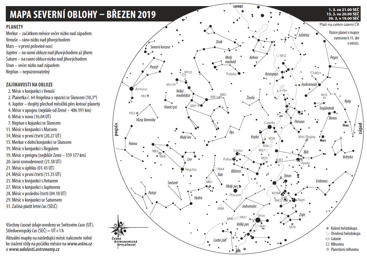 mapka březen 2019, Aleš Majer