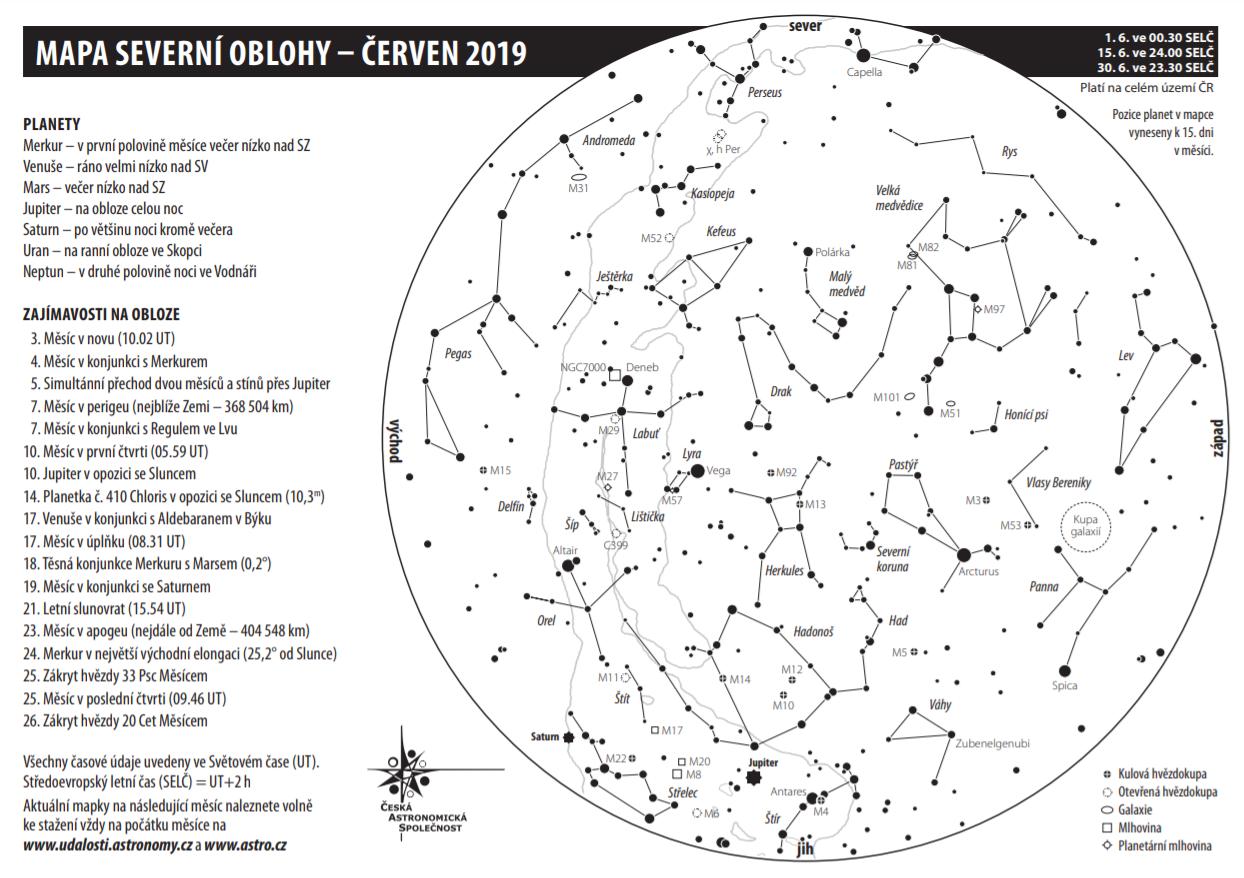 mapka na červen 2019, Aleš Majer