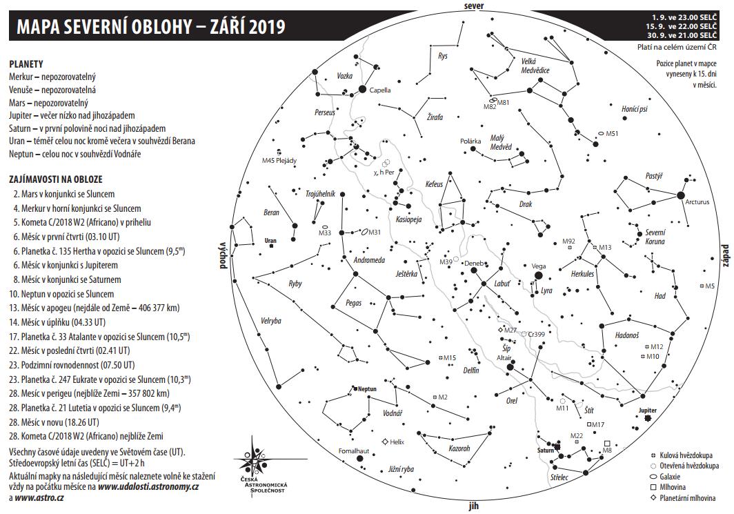 mapka na září 2019 od Aleše Majera