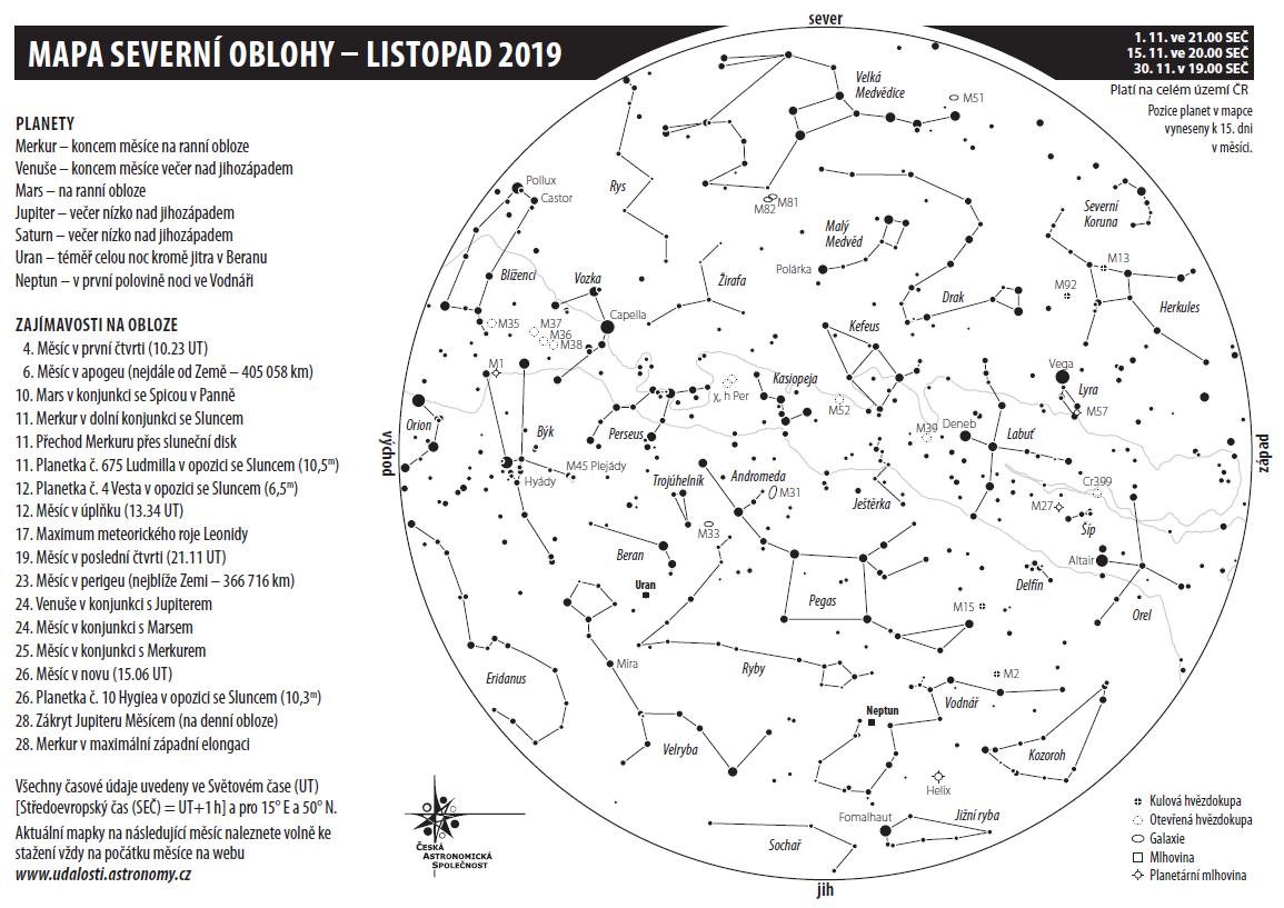 mapka na listopad 2019