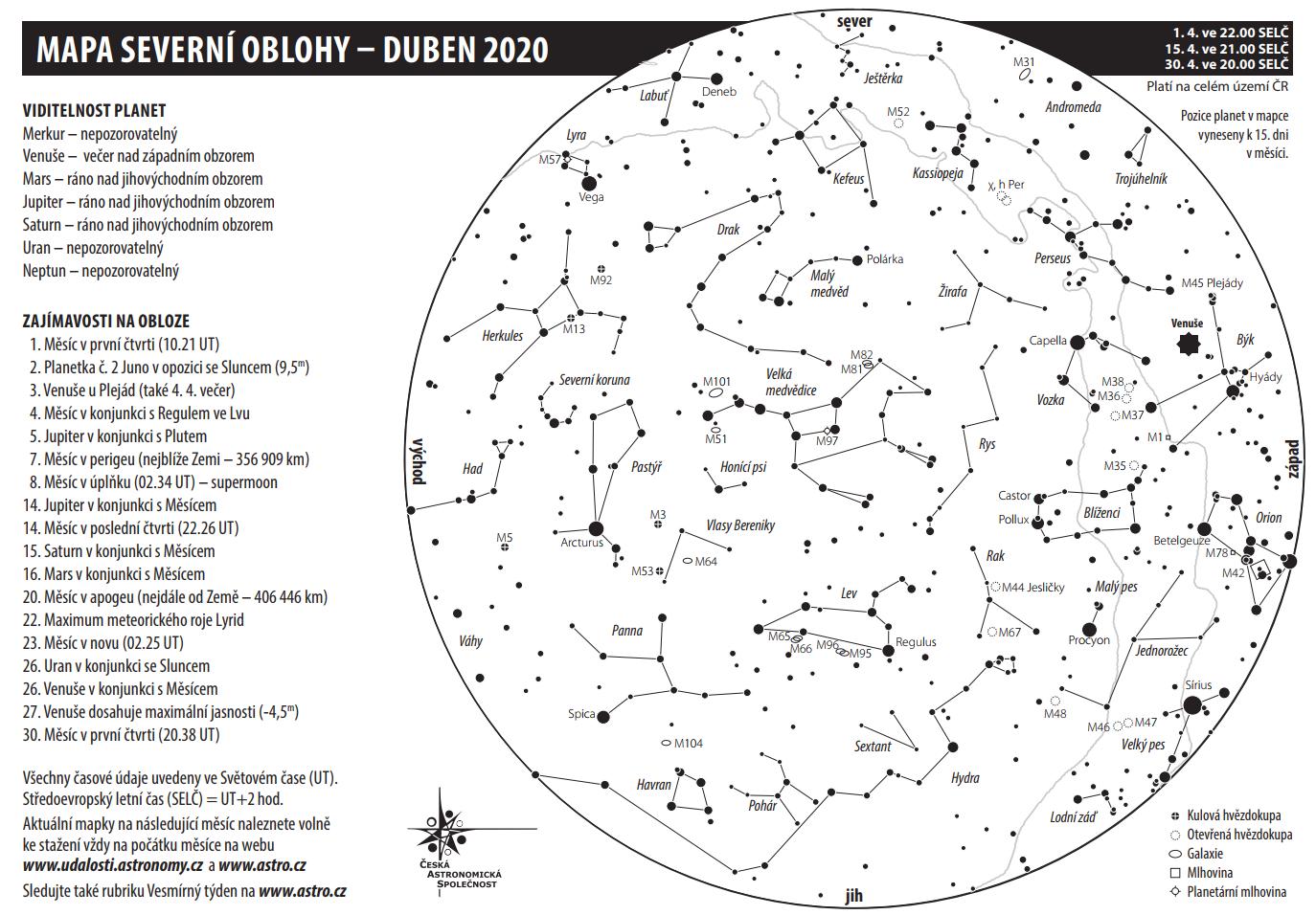 mapka duben 2020 Aleš Majer