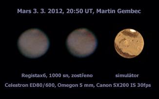 Mars 3.3.2012