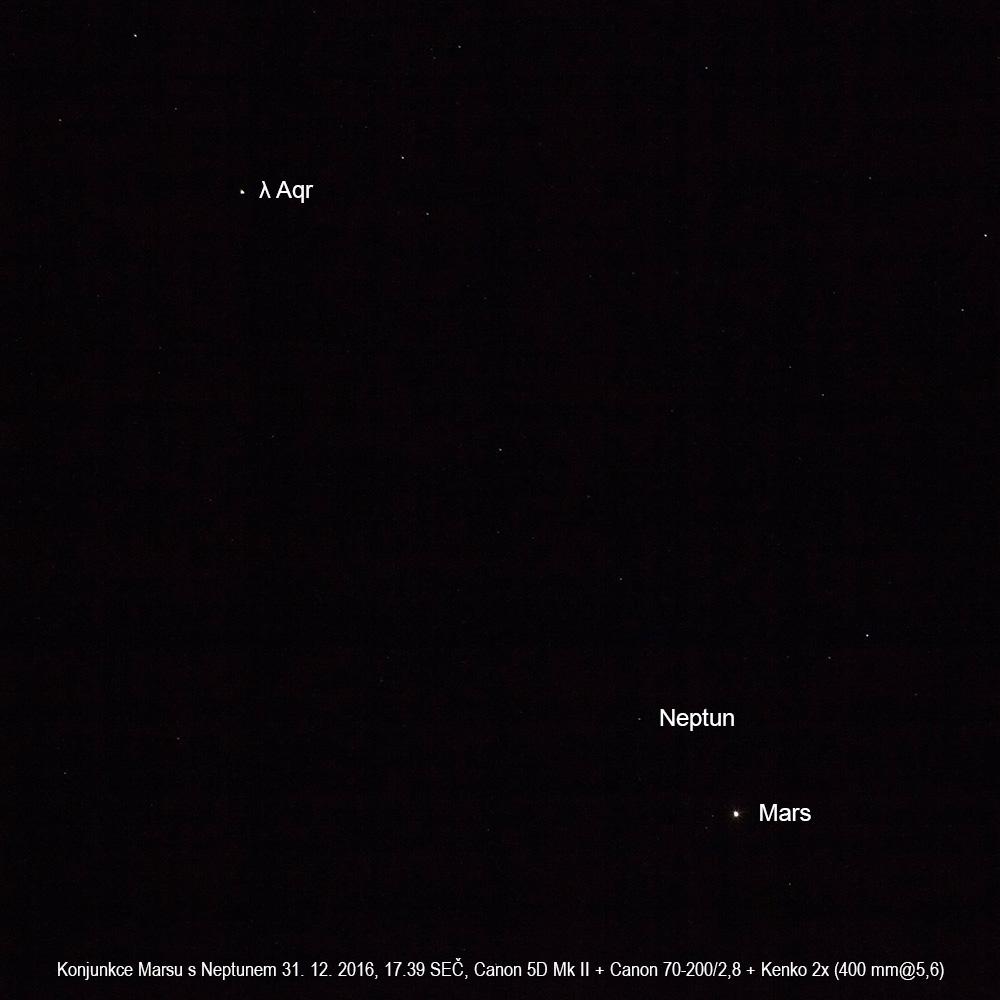Mars a Neptubn, Aleš Majer